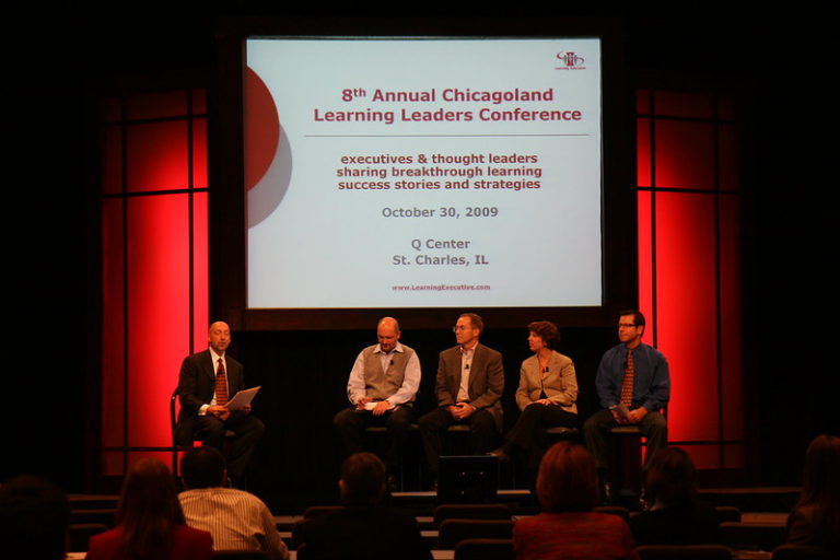 2009 CLO/CTO Roundtable: Collaboration and Informal Learning(Oct, 2009)