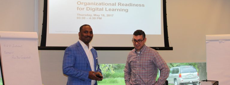 Organizational Readiness for Mobile Learning