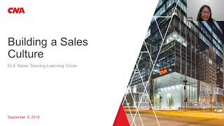 CNA Sales Training