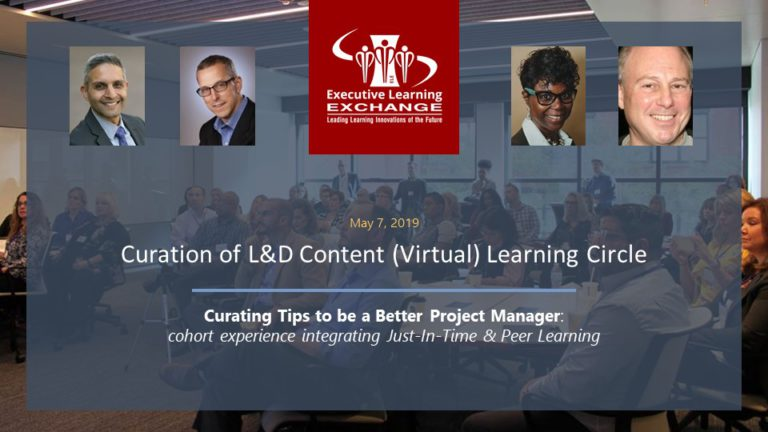 Curation Learning Circle