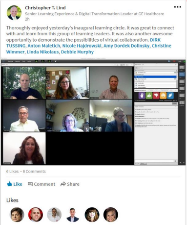 Curation Learning Circle (2018-July)