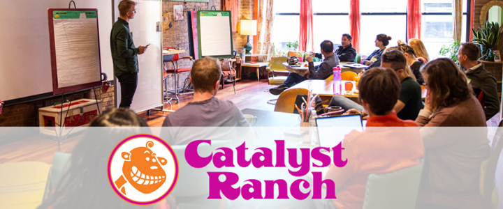 Catalyst Ranch Chicago Creative Meeting Venue